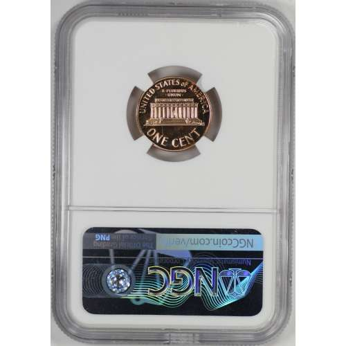 1960 Large Date RD NGC PF-67*
