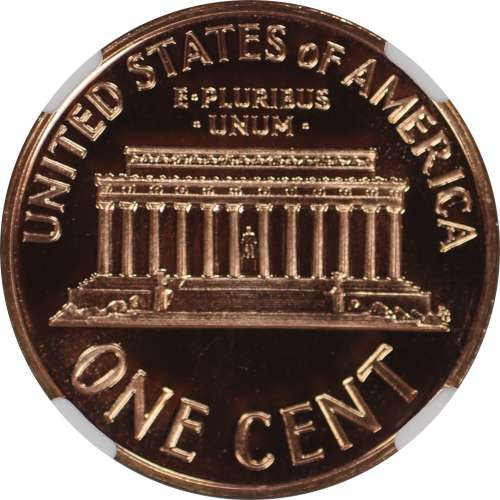 1963 PROOF LINCOLN MEMORIAL CENT PENNY 1C NGC CERTIFIED PF 69 RD