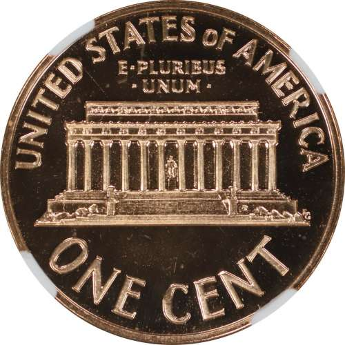 1960 LARGE DATE PROOF LINCOLN MEMORIAL CENT PENNY 1C NGC CERTIFIED PF 69 RD
