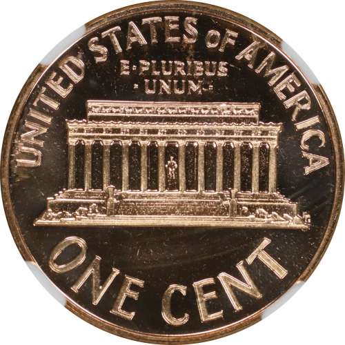 1960 LARGE DATE PROOF LINCOLN MEMORIAL CENT PENNY 1C NGC CERTIFIED PF 68 RD