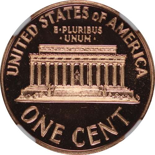 1960 SMALL DATE PROOF LINCOLN MEMORIAL CENT PENNY 1C NGC CERTIFIED PF 67 RD