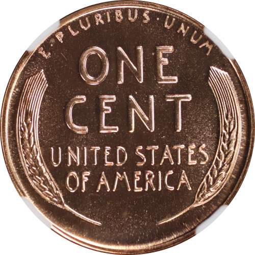 1952 PROOF LINCOLN WHEAT CENT PENNY 1C NGC CERTIFIED PF PR 67 RD SPOT HAZE FREE