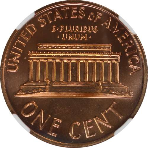 1964 PROOF LINCOLN MEMORIAL CENT PENNY 1C NGC CERTIFIED PF 69 RD