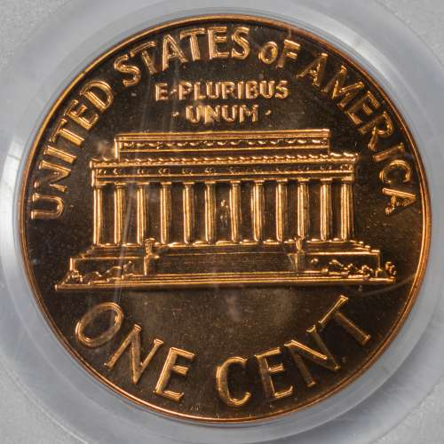 1960 Large/Small Date RD PCGS PR-67