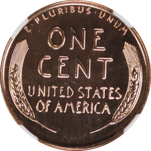 1956 PROOF LINCOLN WHEAT CENT PENNY 1C NGC CERTIFIED PF 68 RD