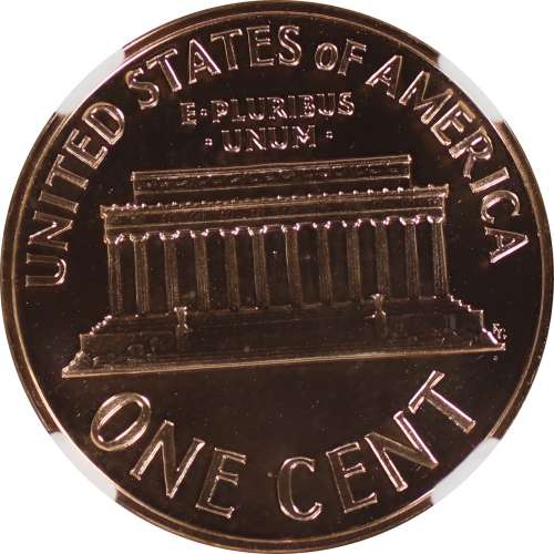1962 PROOF LINCOLN MEMORIAL CENT PENNY 1C NGC CERTIFIED PF 69 RD